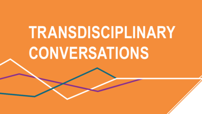 'Transdisciplinary Conversations' series workshop is Nov. 17
