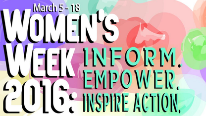 Women's Week continues