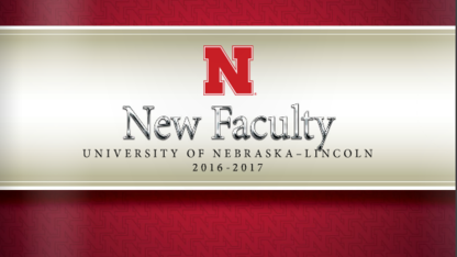 New faculty brochure available