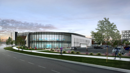 Construction start of new health center, nursing building to be celebrated