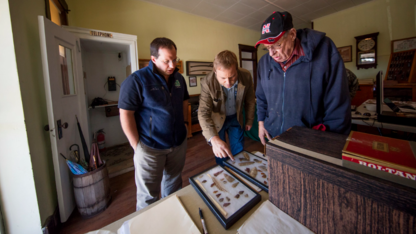Artifact Roadshows gain notoriety as digital archive grows