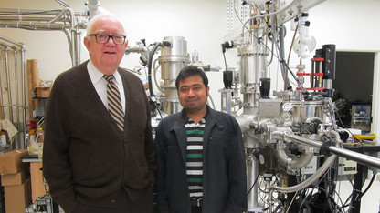 Team finds unexpected magnetism in nanoscale compound
