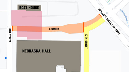 Project to close X Street starting June 28
