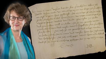 Stewart uncovers Renaissance artist documents