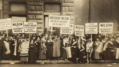 Symposium to celebrate anniversary of the 19th Amendment