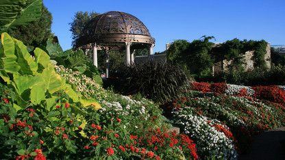Series to explore Lincoln's Sunken Gardens