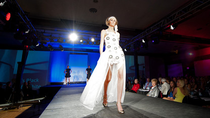Student fashion runway show is April 22