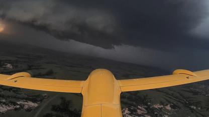 Drones to soar in search of tornado triggers
