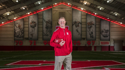 'Frost: A Husker's Journey Home' book signing is Sept. 1