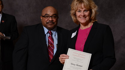 209 faculty, staff honored for contributions to students