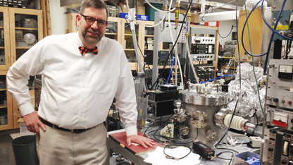 Findings lend insight into electron-molecule collisions