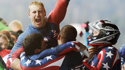 Olympic experience fuels Tomasevicz's teaching, research