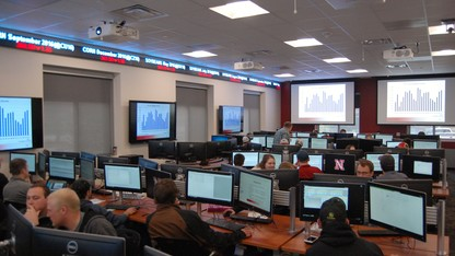 Commodity trading room open house is May 5