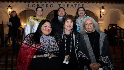 Tribal Justice Forum features panel discussions, documentary