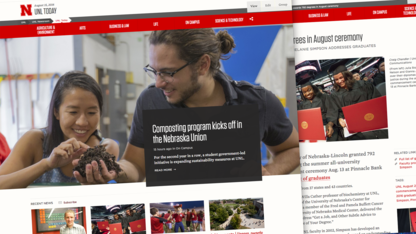 UNL Today returns to regular publication schedule Aug. 22