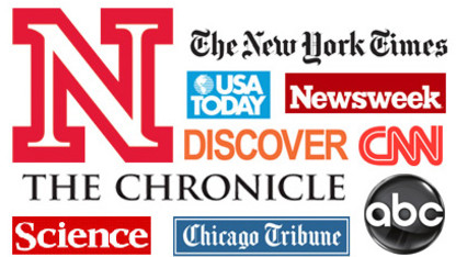 UNL in the national news: August 2013