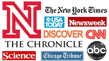 UNL nets 270+ positive national news appearances in 2013