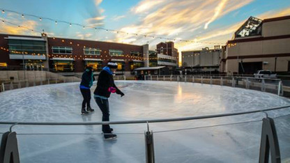 Med Center rink open to faculty, staff, students