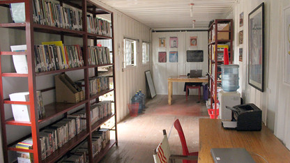 Collaboration establishes 5 poetry libraries in Africa