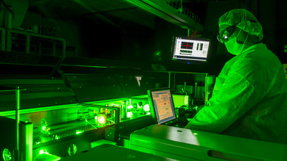 Nebraska is founding member of laser-science network