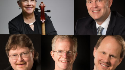 Music faculty share their love for chamber music