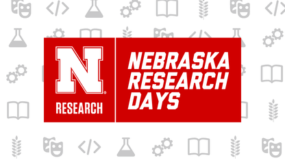 Registration open for Student Research Days
