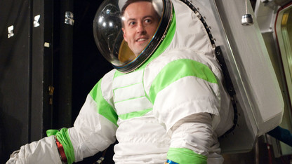 NASA spacesuit design team includes UNL graduate