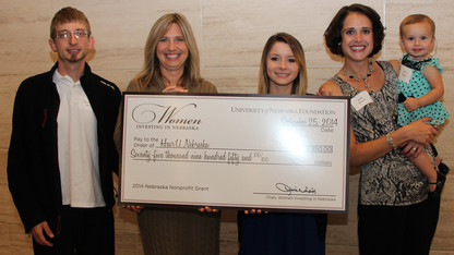 HearU Nebraska receives grant from Women Investing in Nebraska