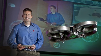 Journalism to host first Drone Journalism Boot Camp