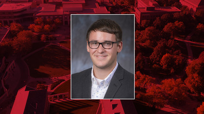 Faculty mentorship leads Husker to Hearst win