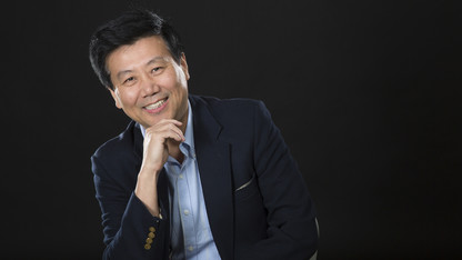 Grant launches project between Yang, UNMC researchers