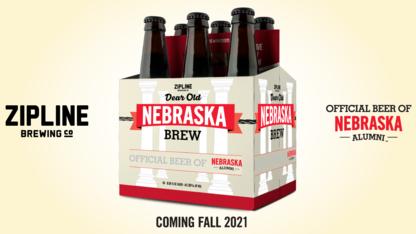 Alumni Association, Zipline Brewing team up on craft beer