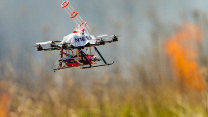 Aerial 'fire drone' passes Homestead test