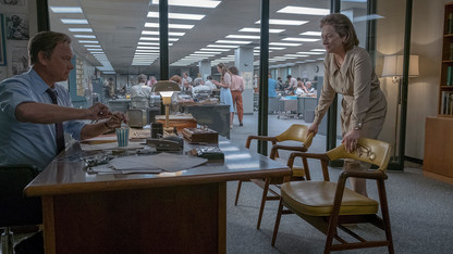 The 'reel' story: Jones shares history behind Oscar-nominated 'The Post'