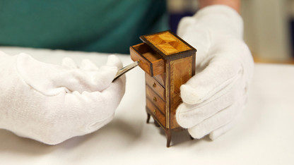 Kruger miniature collection open house is Oct. 24