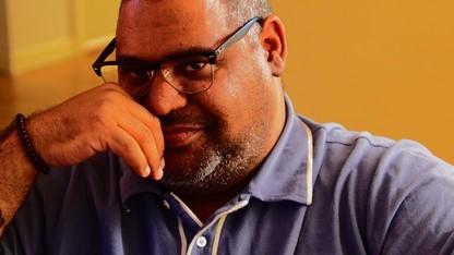 Novelist, poet Abani to give public reading