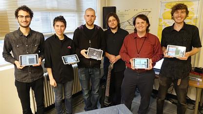 iPad quintet performs Nov. 5