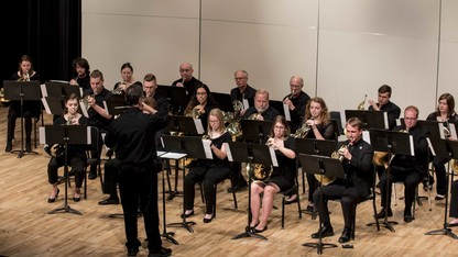 Brass ensembles present 'Multiplicity' Nov. 19