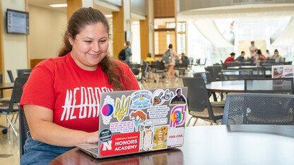 Class brings Huskers, Brazilian peers together