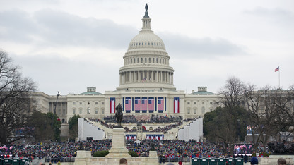 Scalora lends threat expertise to inauguration
