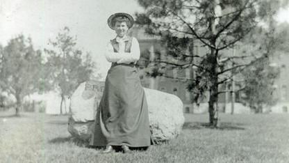 Timeline curates Nebraska U's historic moments