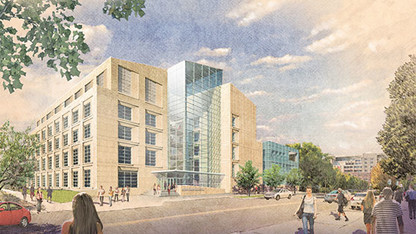 New CBA building groundbreaking is today