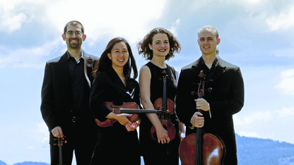 Chiara String Quartet's concert postponed