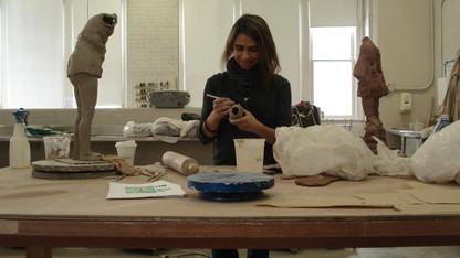 Ceramics duo to close out fall visiting artist series