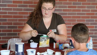 HALO program helps Schmidt teach students, learn more about Nebraska