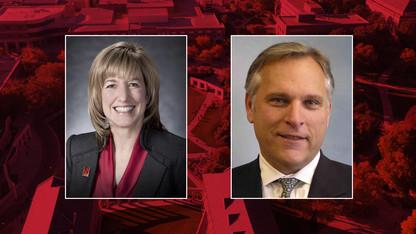 Business dean finalists named; open forums set