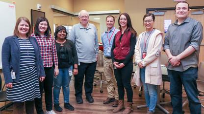 Nebraska program helps guard against food allergens