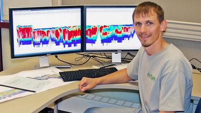 Airborne electromagnetics help detail underground valleys, aquifers