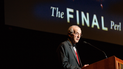 Perlman reflects, looks ahead in 'Final Perl'