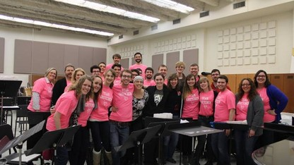 Music school 'family' pulls together for Foley